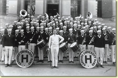 Leroy Anderson + Harvard University Band