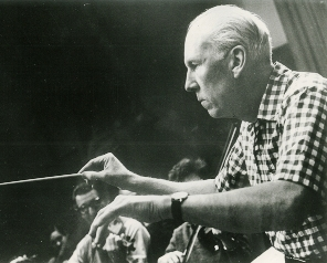 music conductor Leroy Anderson